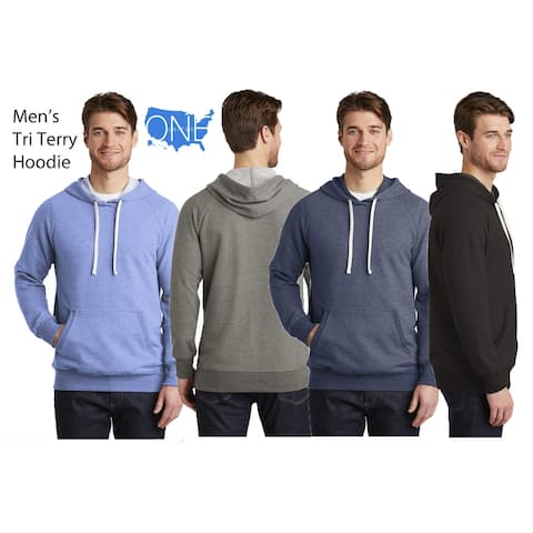 One Country United Men's Tri Terry Hoodie