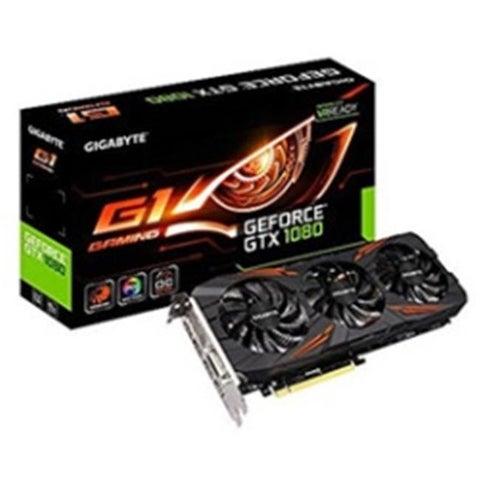 Gigabyte Technology Geforce GTX1080 GDDR5X 8 GB Video Card
