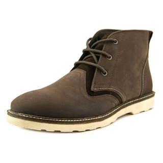 Crevo Cray Men Round Toe Leather Brown Boot|https://ak1.ostkcdn.com/images/products/is/images/direct/53a30fd70f1200d542dab284490344e1f3b8a999/Crevo-Cray-Men-Round-Toe-Leather-Boot.jpg?impolicy=medium