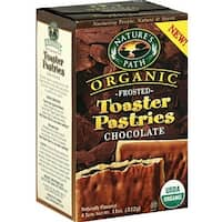 Nature's Path - Frosted Chocolate Toaster Pastry ( 12 - 11 oz boxes)