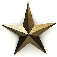 "7"" Gold Star Set of 6"