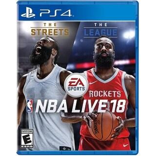 Electronic Arts - 73383 - Nba Live 18, Playstation 4