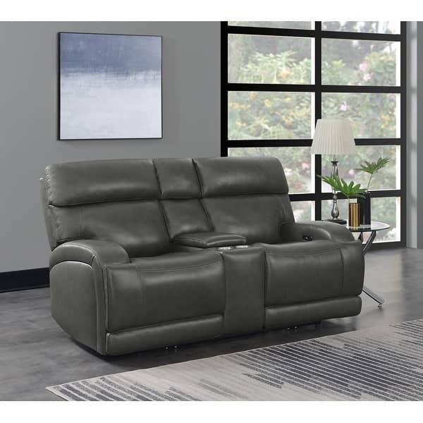 Longport Upholstered 2 Piece Power Living Room Set On Sale Overstock 32248446