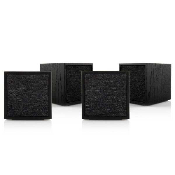 Tivoli Audio CUBE Wireless Speakers - Set of 4