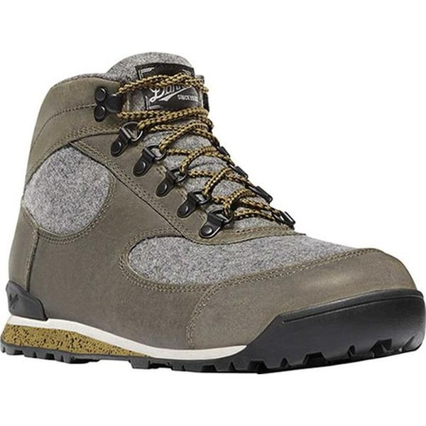 Shop Danner Men S Jag Hiking Boot Smoke Gray Full Grain