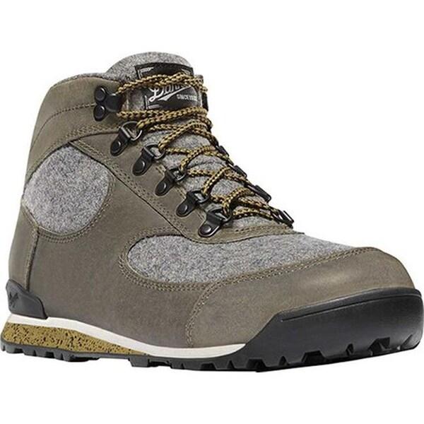 Shop Danner Men S Jag Hiking Boot Smoke Gray Full Grain