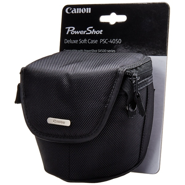 Canon Psc-4050 Carrying Case for Camera - Black - Nylon. Opens flyout.