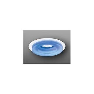 "Elco EL1452 4"" Low-Voltage Adjustable Frosted Glass Trim"