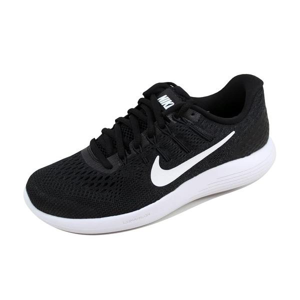 Nike Women's Lunarglide 8 Black/White-Anthracite AA8677-001