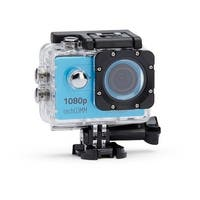 TechComm Voyager One 1080P Sports Action Wi-Fi Camera with CMOS Sensor