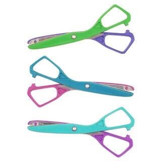 Economy Plastic Safety Scissors