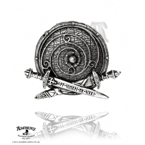 Alchemy Gothic War Band Buckle