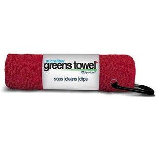 Clip Wipes Golf Microfiber Greens Towel