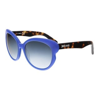 Just Cavalli JC656S/S 90C Purple/Turquoise Cateye Sunglasses - 57-19-135