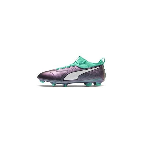 b94adcd44 Shop Puma Mens One 4 Illuminate Low Top Lace Up Baseball Shoes - 12 ...