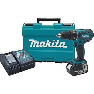 Makita XPH012 LXT Lithium Ion Cordless DRILL KIT, 1/2 Inch HAMMER DRILL DRIVER