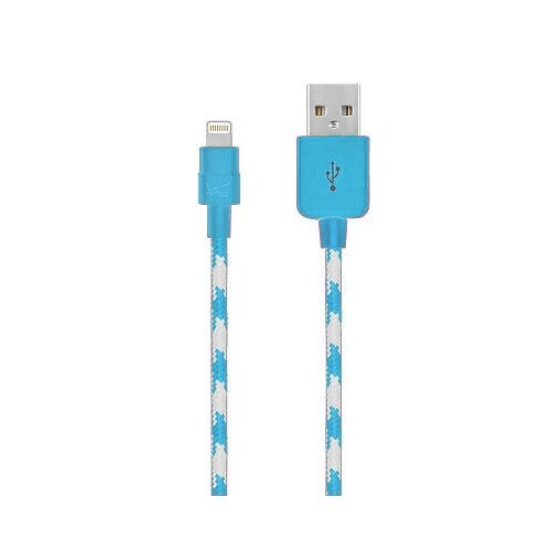 Verizon Braided Lightning Charge and Sync Cable for Apple iPhone 7, 6, 5, iPad A