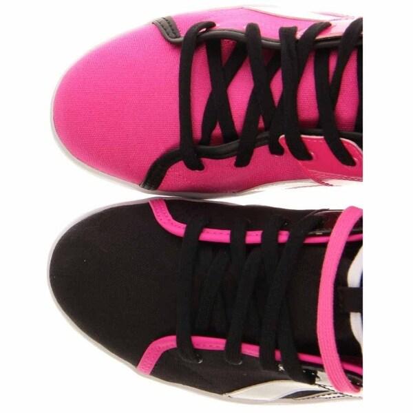 Shop Reebok Womens Top Down Nc Casual Sneakers Shoes