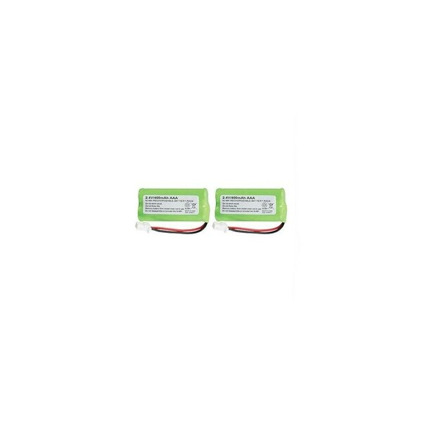 Replacement Battery For AT&T EL52353 Cordless Phones - BT266342 (700mAh, 2.4V, NI-MH) - 2 Pack