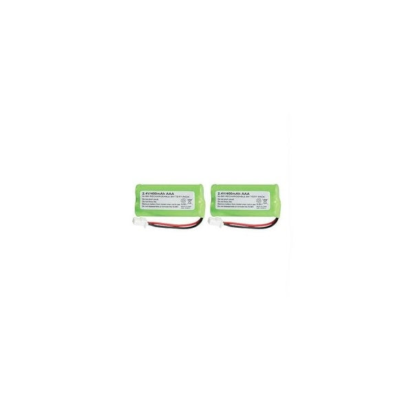 Replacement Battery For AT&T CL82201 Cordless Phones - BT266342 (700mAh, 2.4V, NI-MH) - 2 Pack