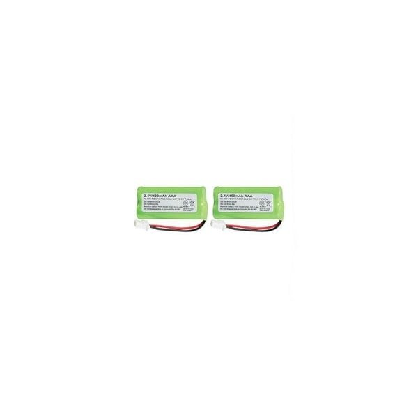 Replacement Battery For AT&T CL84102 Cordless Phones - BT266342 (700mAh, 2.4V, NI-MH) - 2 Pack