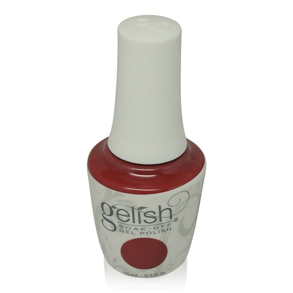 Gelish - Soak-Off Gel Polish Mauve Creme-Exhale