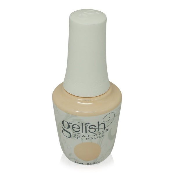Gelish - Soak-Off Gel Polish Pink Taupe Creme-Prim-Rose And Proper