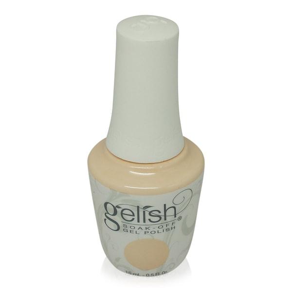 Gelish - Soak-Off Gel Polish Pink Taupe Creme-Prim-Rose And Proper