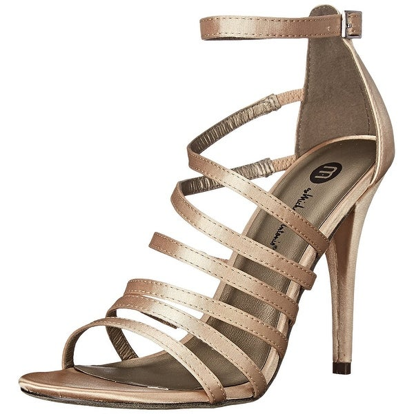 Michael Antonio Women's Eve Sat Dress Sandal - 9