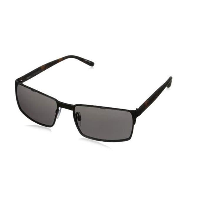 BMW Mens B6504 Classic Rectangle Sunglasses