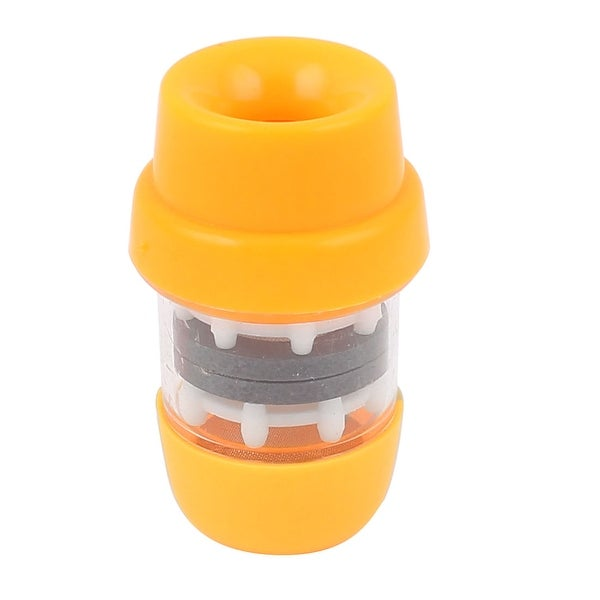 Household Kitchen Water Tap Faucet Plastic Magnetized Filter ...