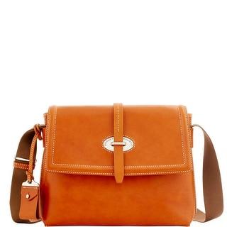 Dooney & Bourke Florentine Toscana Messenger Bag (Introduced by Dooney & Bourke at $448 in Sep 2016)