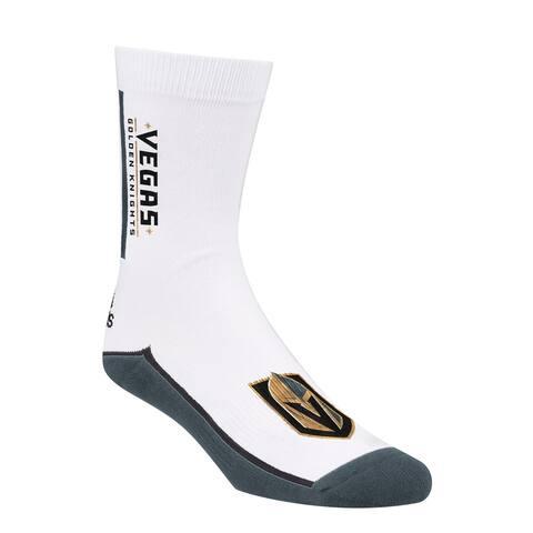 Vegas Golden Knights Side Wordmark Crew Socks