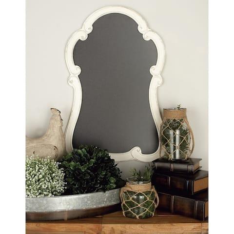 White Fir Vintage Wall Decor 31 x 20 x 1