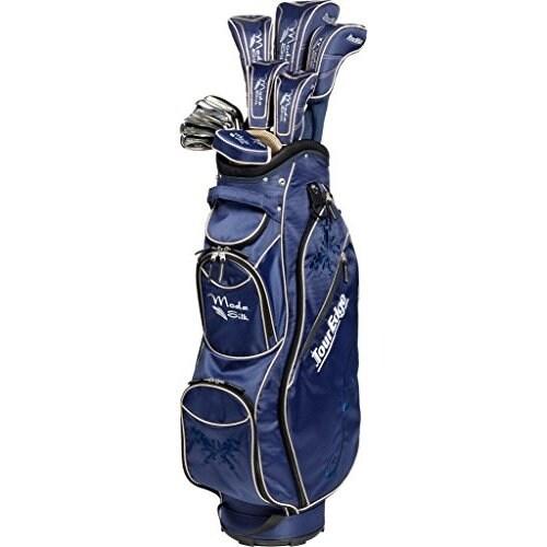 Tour edge golf sgsrgl11.b-1 moda silk box set navykha peti