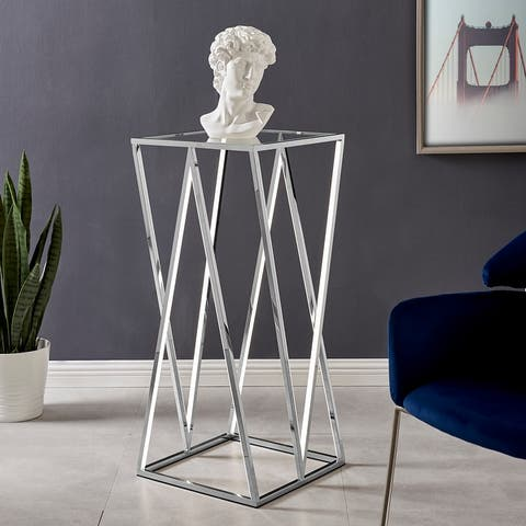 Finesse Decor // LED Side Table // Square
