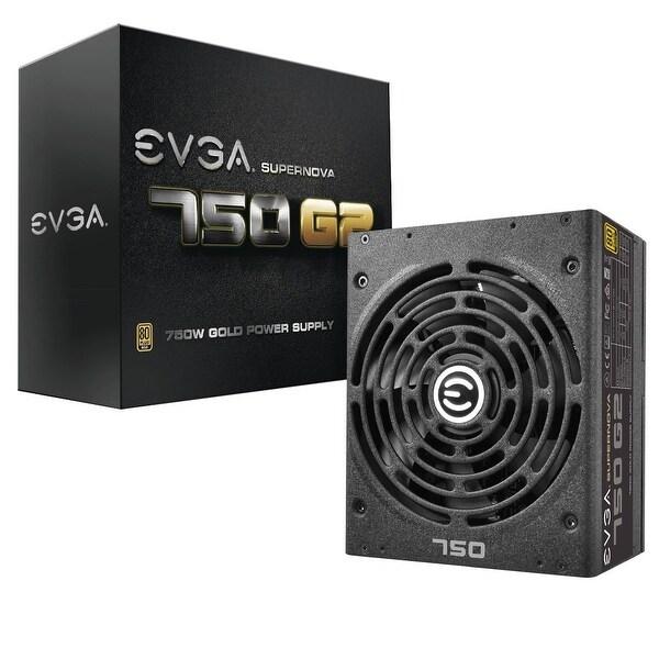 Evga 220-G2-0750-Xr Supernova 750G2 80 Plus Gold Certified 12V 750W Power Supply