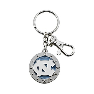 NCAA University of North Carolina Tar Heels Impact Key chain