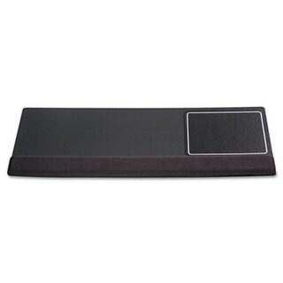 Viscoflex Extended Keyboard Wrist Rest- Black