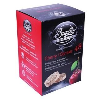Bradley Smoker Btch48 Cherry Flavor Bisquettes Pack Of 48
