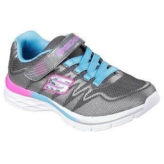 Skechers 81131L CCTQ Girl's DREAM N DASH - WHIMSY GIRL Sneaker