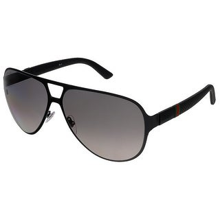Gucci GG2252/S M7A Black Semi-Matte Sunglasses