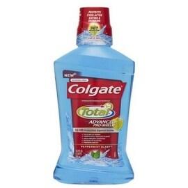 Colgate Total Advanced Pro-sheild Mouthwash Peppermint Blast 2 oz
