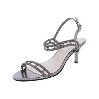 Caparros Womens Happy Dress Sandals Kitten Heels Strappy