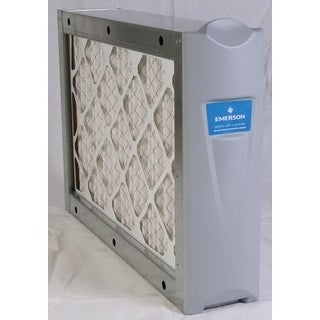 White-Rodgers ACM2000M-108 25 x 20 2000 CFM MERV 8 Media Air Cleaner Cabinet