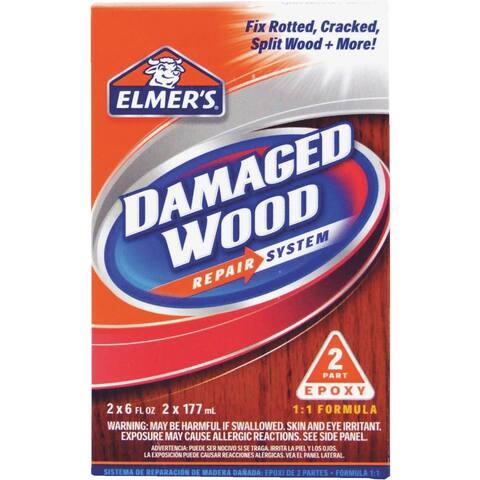 Elmer's Damaged Wood Repr Systm