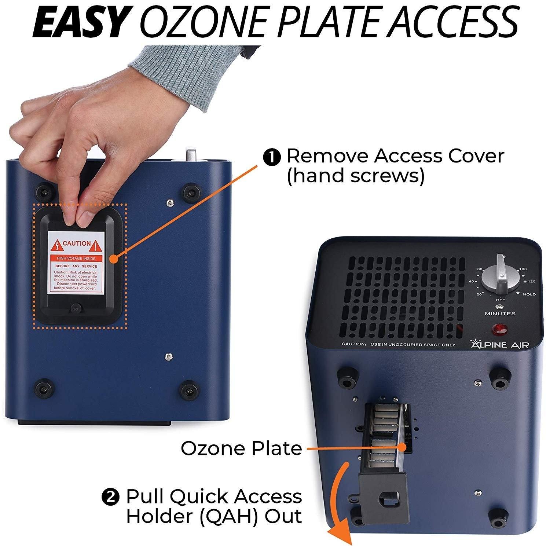 Alpine Air Commercial Ozone Generator
