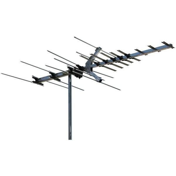 Winegard Hd7694P Hdtv High-Band Vhf/Uhf Deep Fringe Antenna (45M Range)