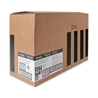 InfoPrint 75P6959 InfoPrint Return Program Toner Cartridge - Black - Laser - 6000 Page - 1 Each
