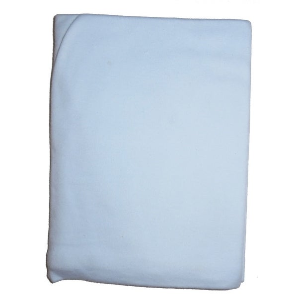 Bambini Blue Receiving Blanket - Size - 30x40 - Boy